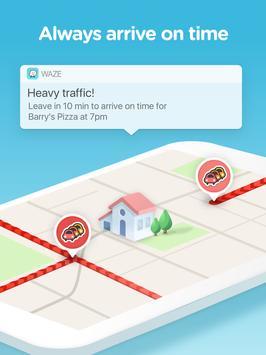 Waze screenshot 7