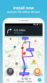 Waze screenshot 7