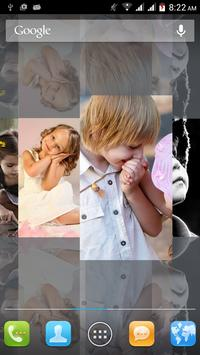 Child Live Wallpapers screenshot 2