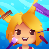 Idle Beauty Salon: Hair and nails parlor simulator icon