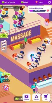 Idle Beauty Salon: Hair and nails parlor simulator screenshot 17