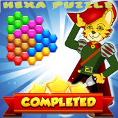 Catty King Hexa Game icon