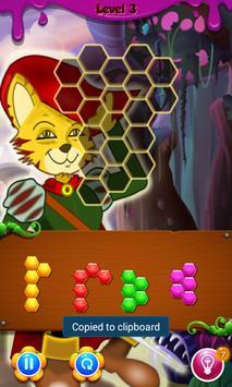 Catty King Hexa Game screenshot 4