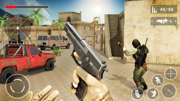Counter FPS Attack Battle Gun Strike Combat War poster
