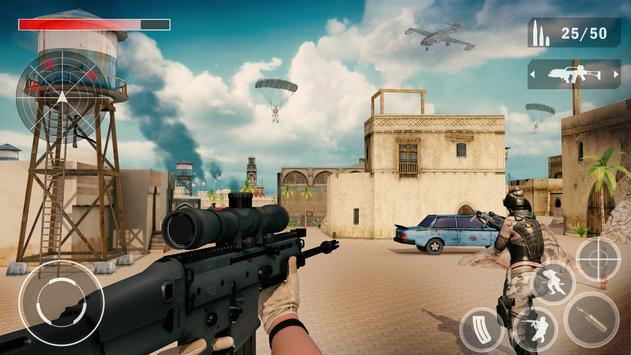Counter FPS Attack Battle Gun Strike Combat War screenshot 10