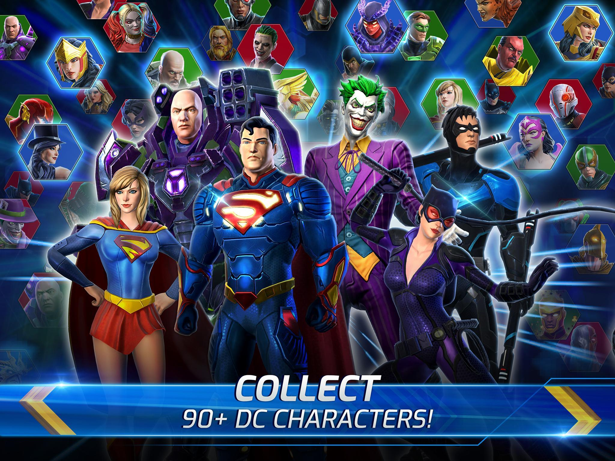 DC Legends poster