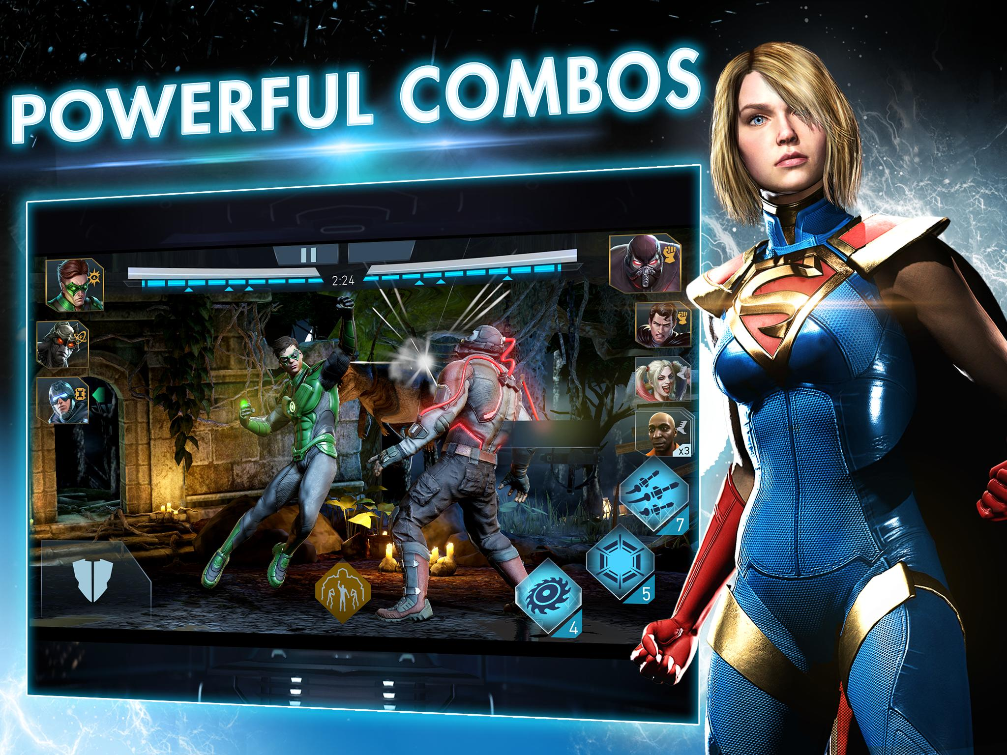 Injustice 2 APK Download - Free Action GAME for Android