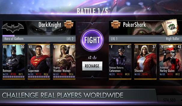 Injustice screenshot 3