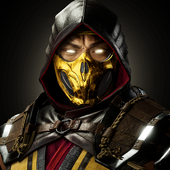 Download Game Action android MORTAL KOMBAT X baru