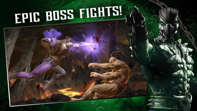 MORTAL KOMBAT: The Ultimate Fighting Game! screenshot 5