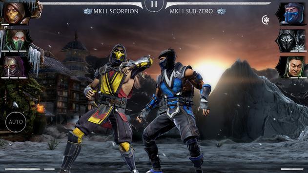MORTAL KOMBAT: The Ultimate Fighting Game! screenshot 6