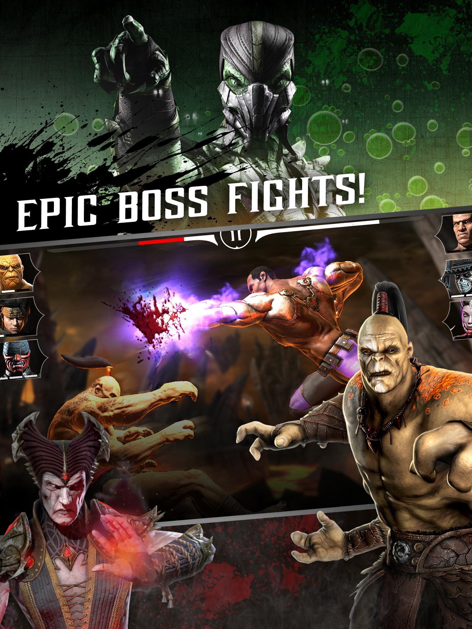 Mortal Kombat 5 Apk