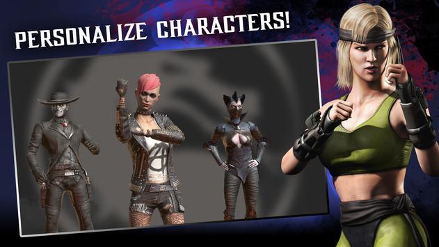 MORTAL KOMBAT: The Ultimate Fighting Game! screenshot 11