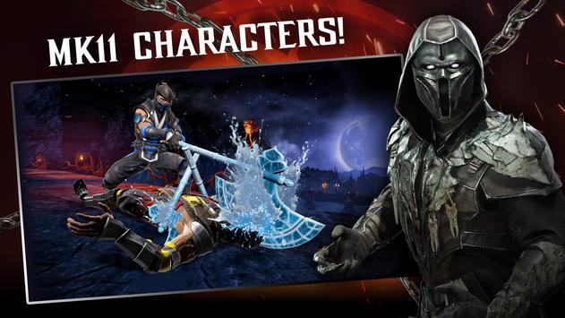MORTAL KOMBAT: The Ultimate Fighting Game! screenshot 16