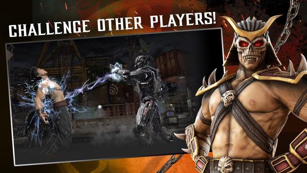 MORTAL KOMBAT: The Ultimate Fighting Game! screenshot 20