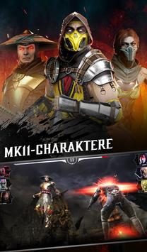 MORTAL KOMBAT - Mobile Kampfspiele Plakat
