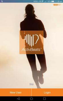 ActivBeats screenshot 1