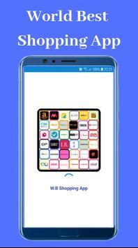 WB Shopping App poster