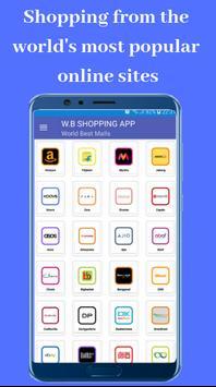WB Shopping App screenshot 2