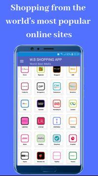 WB Shopping App screenshot 3