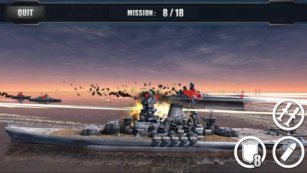 World Warships Combat screenshot 4