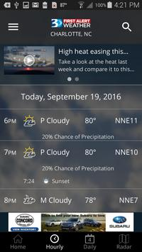 Charlotte Weather Hourly