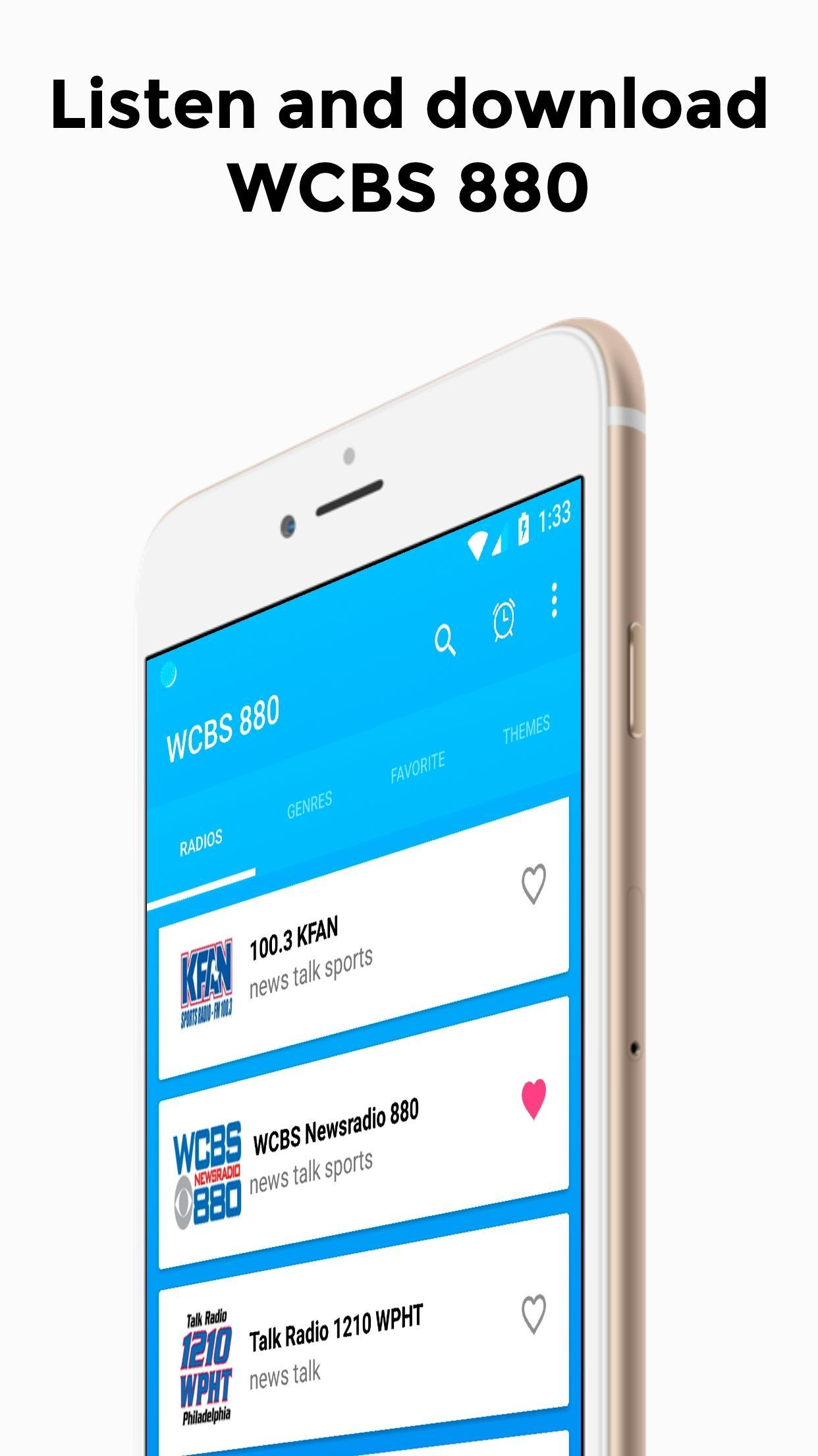 Wcbs 880 New York Am Newsradio Usa For Android Apk Download