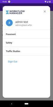 Workflow Manager screenshot 1