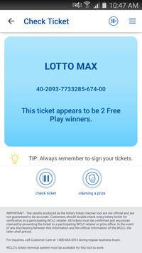 WCLC Lottery Manager screenshot 5