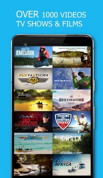 Fishing TV poster