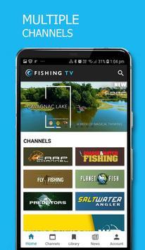 Fishing TV screenshot 1