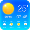 天气预报 图标