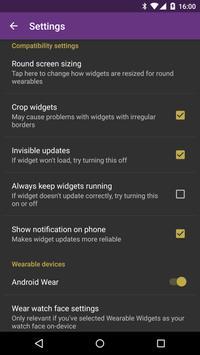 Wearable Widgets screenshot 6