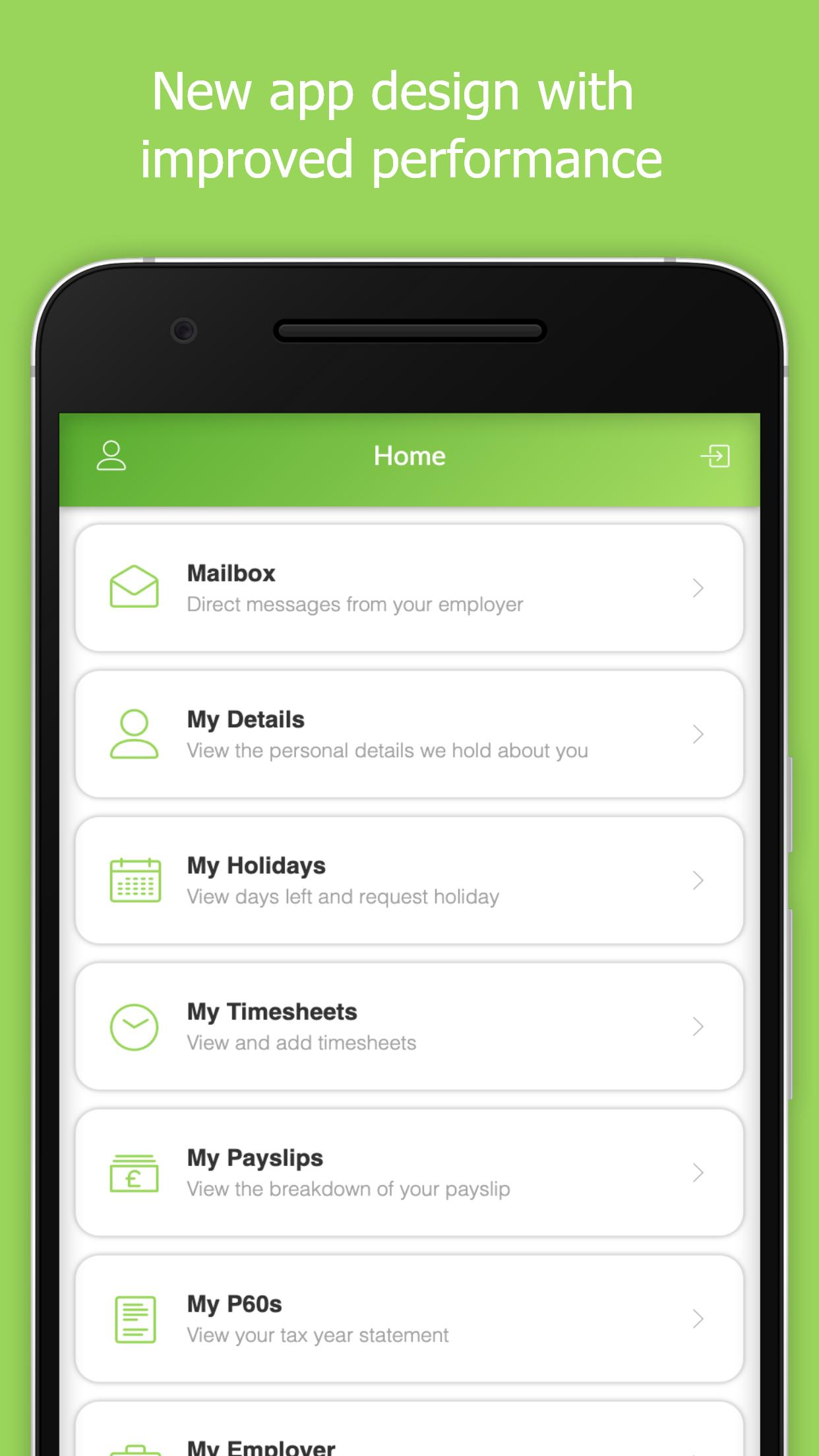 My Job Details for Android - APK Download