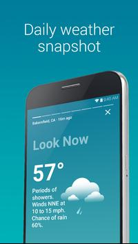 Weather radar and live maps - The Weather Channel for Android - APK