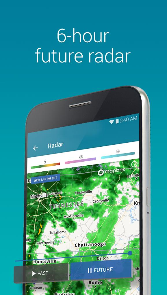 Weather radar and live maps - The Weather Channel for