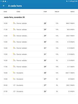 Clima - The Weather Channel imagem de tela 7
