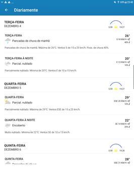 Clima - The Weather Channel imagem de tela 8