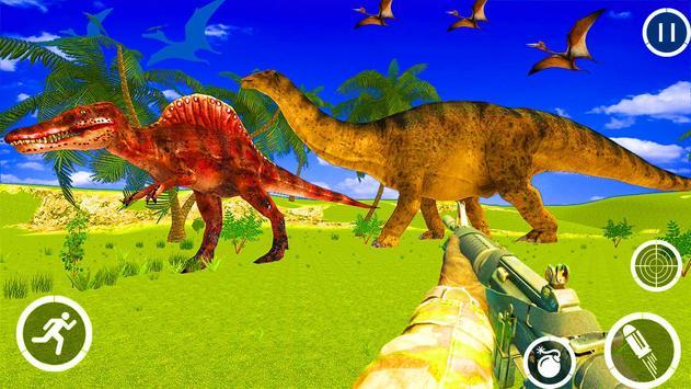 Jurassic Dinosaur Hunter screenshot 4