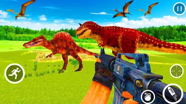 Jurassic Dinosaur Hunter screenshot 1