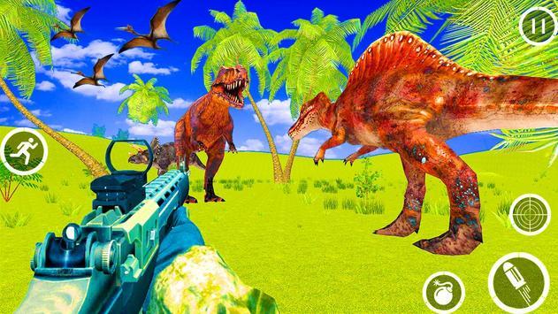 Jurassic Dinosaur Hunter screenshot 2