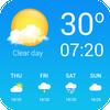 Wetter de - Wettervorhersage Zeichen