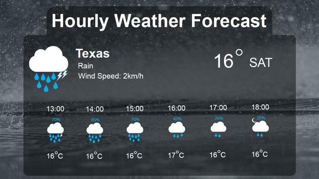 WMap Accurate Weather Updates screenshot 1