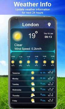 WMap Accurate Weather Updates screenshot 7