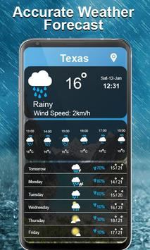 WMap Accurate Weather Updates screenshot 8