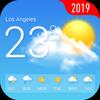 ikon ramalan cuaca harian