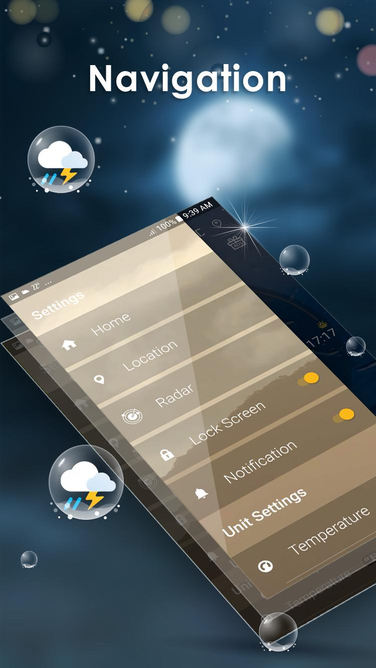 Daily weather forecast for Android - APK Download