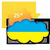 weather ukraine icon