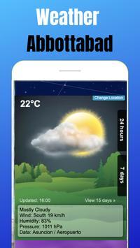 Weather Abohar - India poster