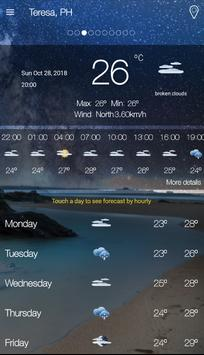 weather philippine poster
